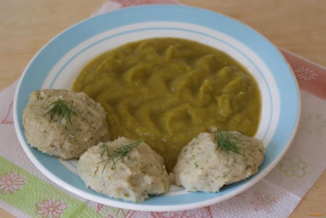 Рецепт Рыбные тефтели с гарниром из овощей рецепт с фото