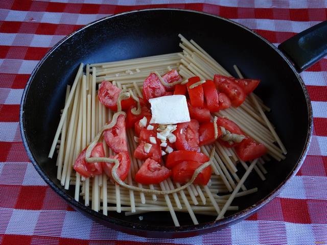 Спагетти макароны паста - Все для студента