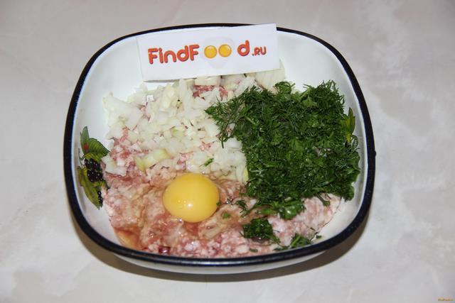 Рубленый бифштекс по - гольштейнски рецепт с фото 6-го шага