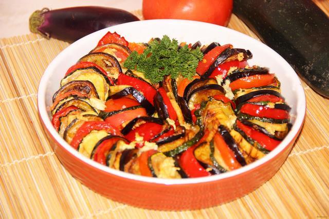 Рецепт Соте из овощей рецепт с фото