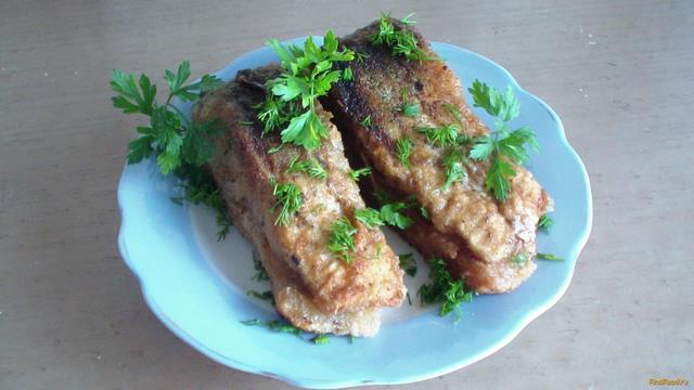 Рецепт Рыба жареная в манной крупе рецепт с фото