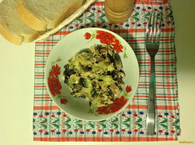 Рецепт Жюльен на сковороде рецепт с фото