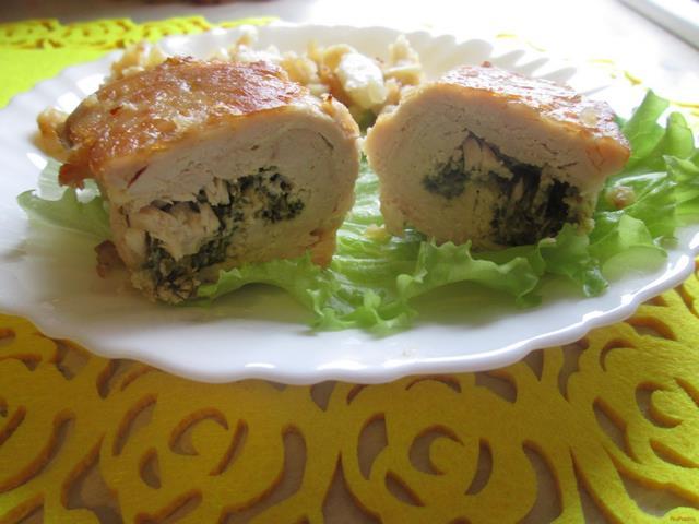 Рецепт Курица по-боярски рецепт с фото