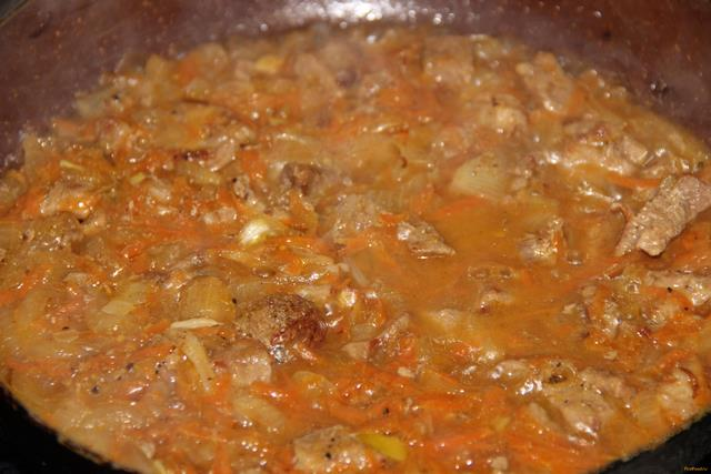 Как вкусно приготовить перловку с мясом рецепт