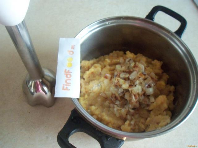 рецепт приготовления пюре гороховое пюре
