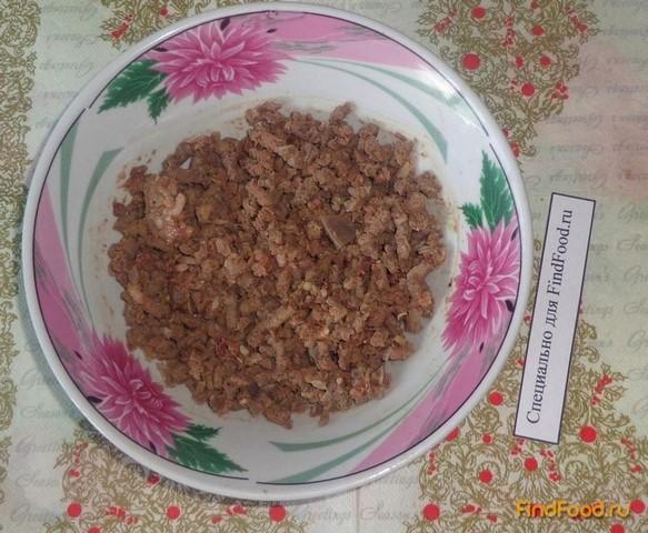 котлеты мясные из фарша рецепт с фото