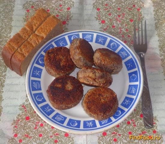 Рецепт котлет мясных по гост
