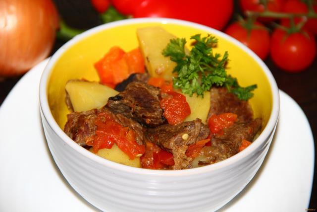 Овощи на костре рецепт с пошагово 50