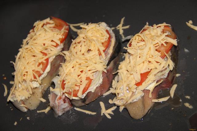 Мясо запеченное в тесте пошаговый рецепт с фото
