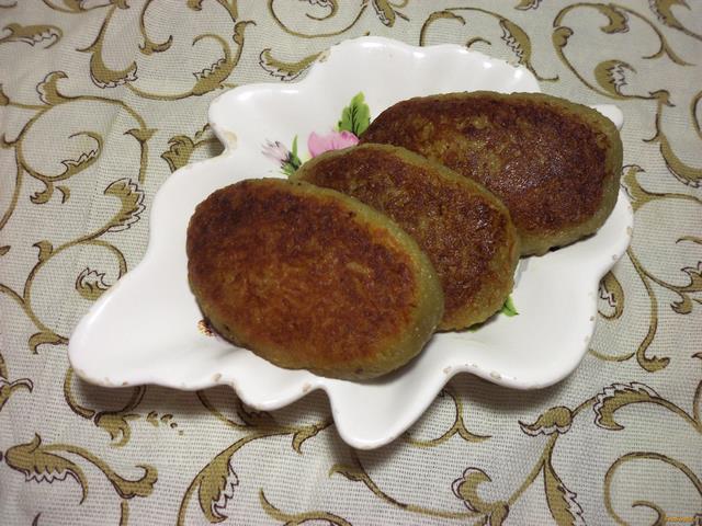 драники с мясом рецепт приготовления