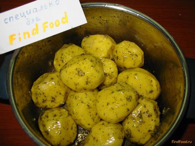 Вкусный картофель в рукаве рецепты