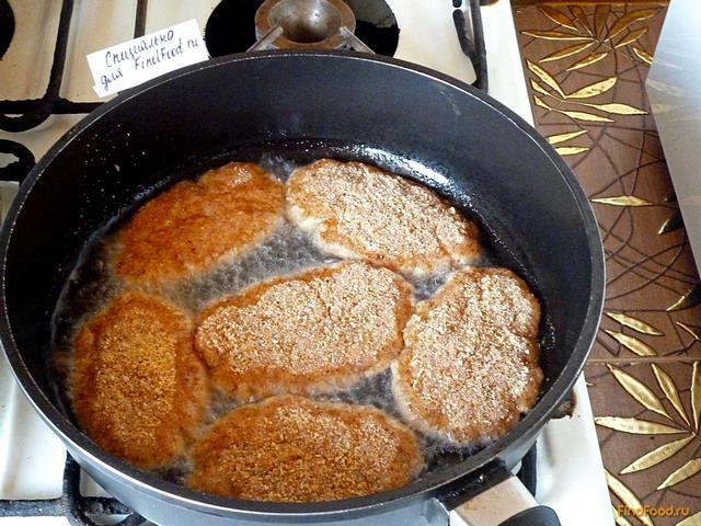 Блюда приготовленные на плите