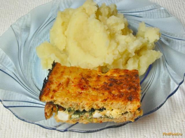 Рыбное суфле рецепт в духовке с фото
