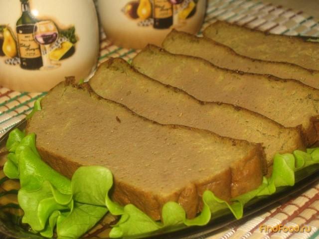 Суфле из печени рецепт с фото 8-го шага