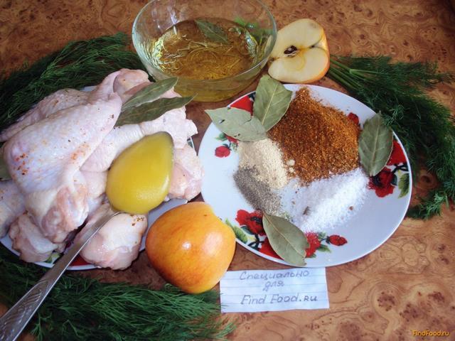рецепт медовых крылышек в духовке с фото