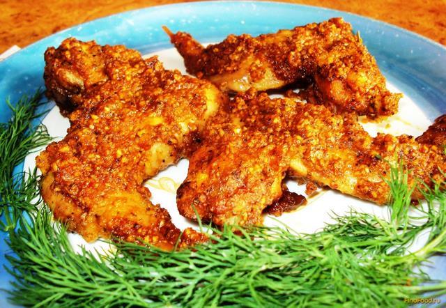Куриные крылышки в духовке с картошкой: рецепт с фото