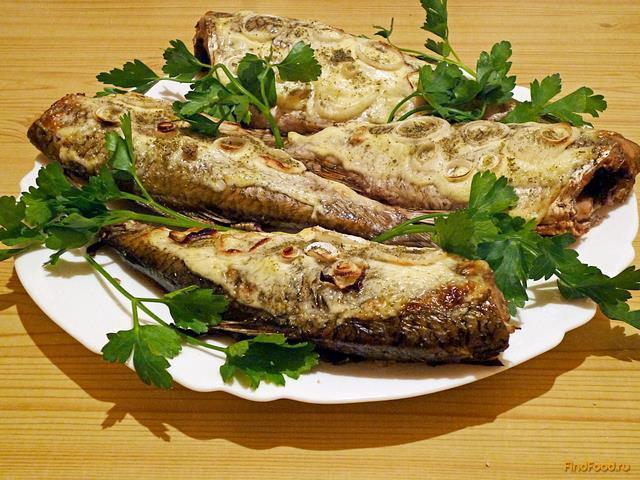 Рецепты приготовления речной рыбы в духовке