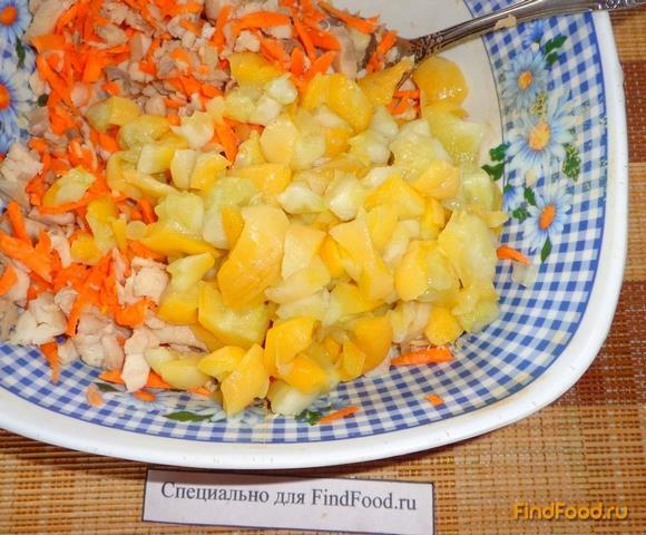 Как сделать овощное суфле