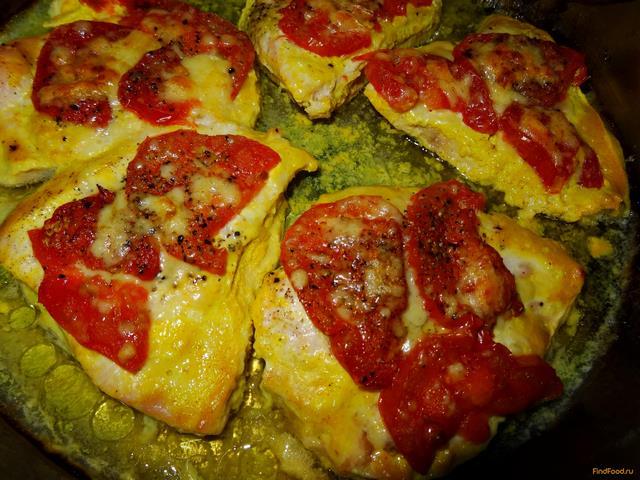 Блюда из стейков индейки рецепты с фото