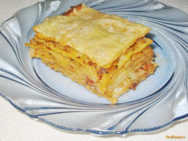 Лазанья рецепт классический пошагово с фото
