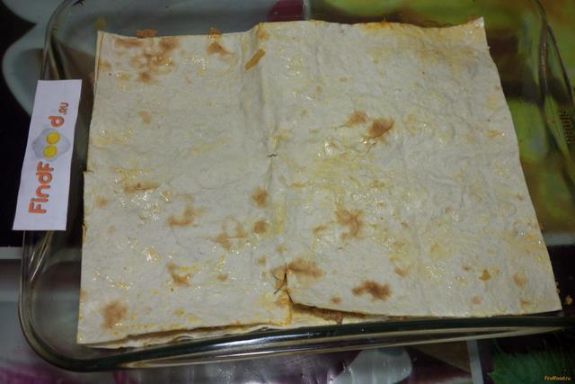 лазанья с лавашом рецепт с фото