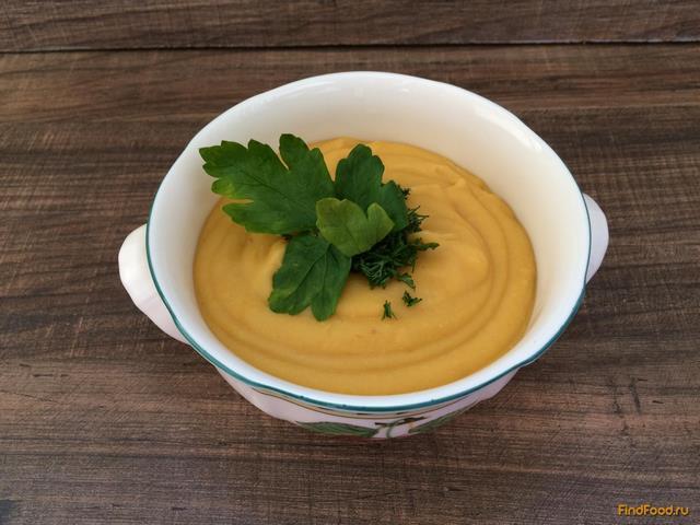 Суп из красной чечевицы рецепт с фото