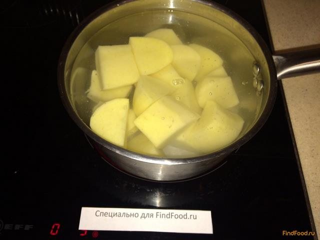 Пюре картофельное рецепт классический с пошагово