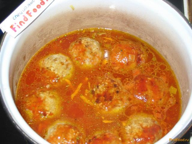 Как приготовить тефтели рыбные в томатном соусе