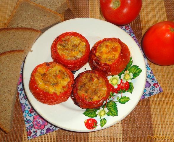 помидоры фаршированные гречкой