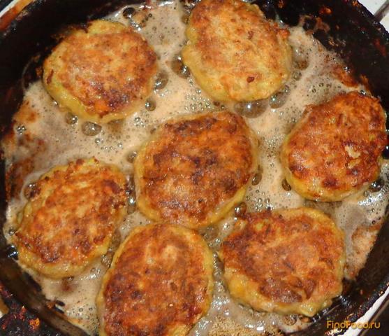 Котлеты жареные в духовке рецепт