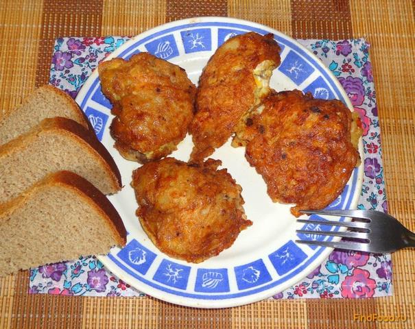 Мясо в кляре в духовке рецепт пошаговый