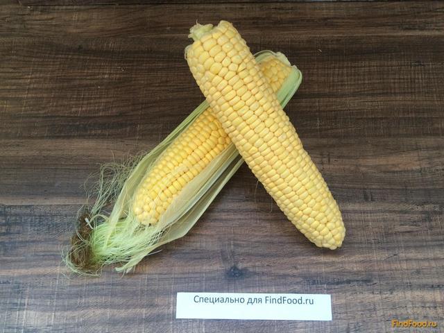 Как варить кукурузу в початках пошагово