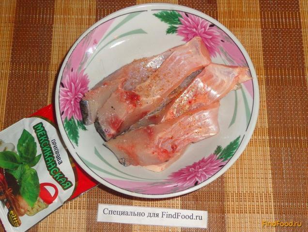 Жареная рыба с лимоном рецепт с фото 5-го шага
