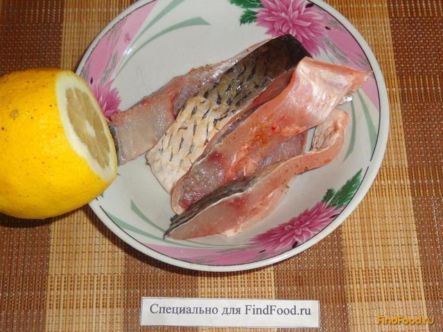 Рыба минтайы с картошкой