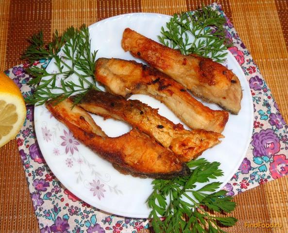 Жареная рыба с лимоном рецепт с фото 11-го шага