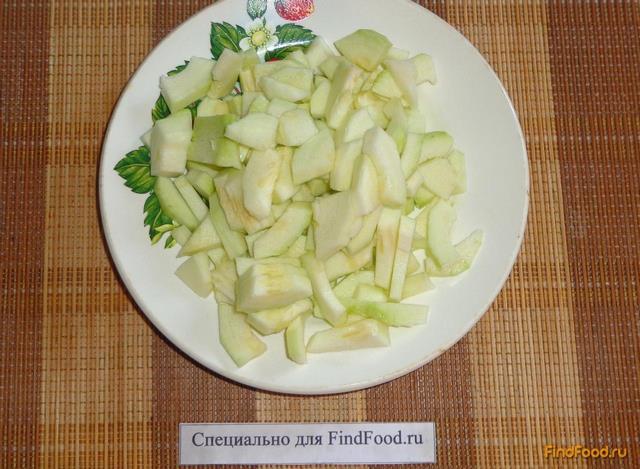 Куриная грудка тушеная с овощами рецепт с фото 10-го шага