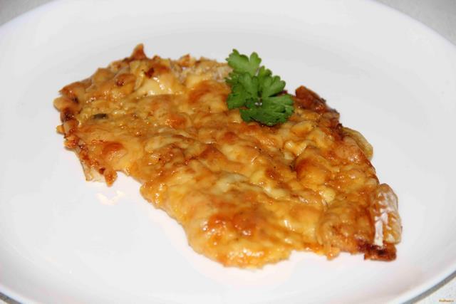 Запеченный морской язык под сыром рецепт с фото 7-го шага