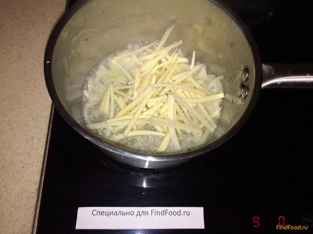 Овощной плов рецепт с фото 4-го шага
