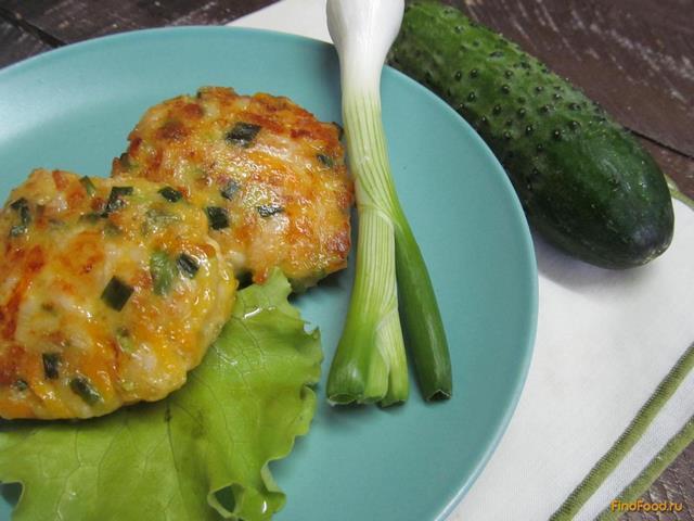 куриные котлеты с овощами на пару рецепт с фото
