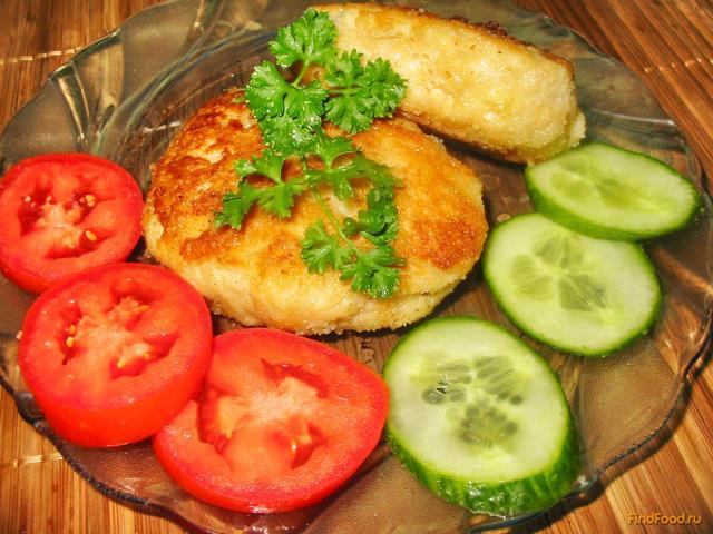 Рецепт приготовления куриных котлет