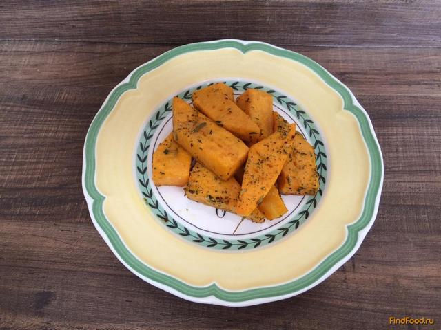 рецепты из тыквы запеченной в духовке сладкая