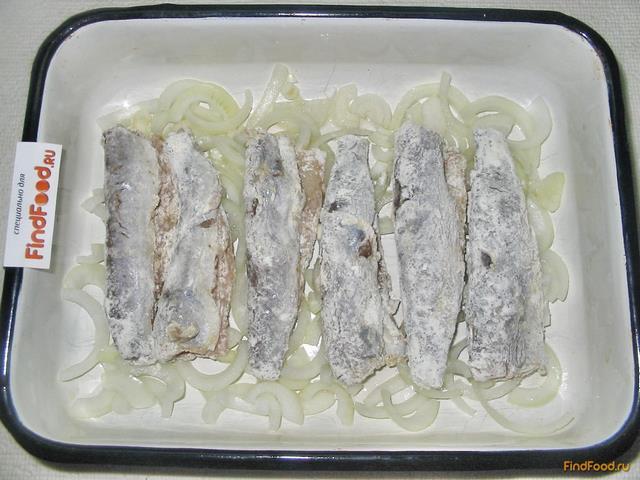 Путассу в духовке рецепт с фото 7-го шага