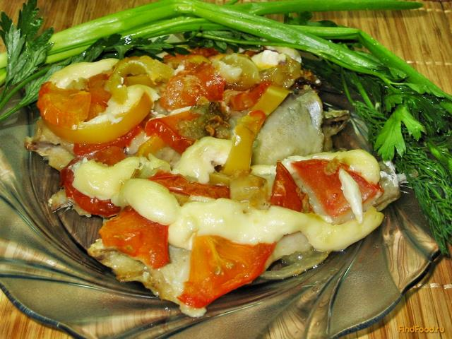 Рыба путассу с картошкой в духовке рецепт с пошагово