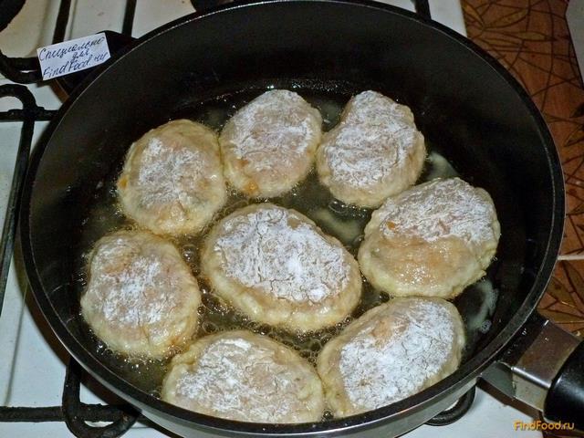 рецепт приготовления котлет из куриного филе с сыром