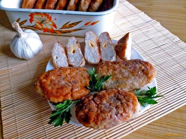 рецепт приготовления котлет из куриного филе