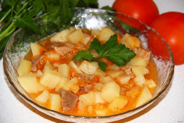 индейка тушеная рецепты приготовления