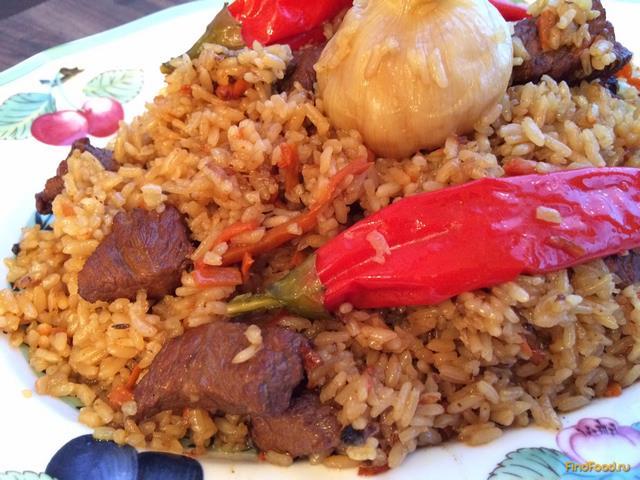 Плов по узбекски рецепт с фото 12-го шага