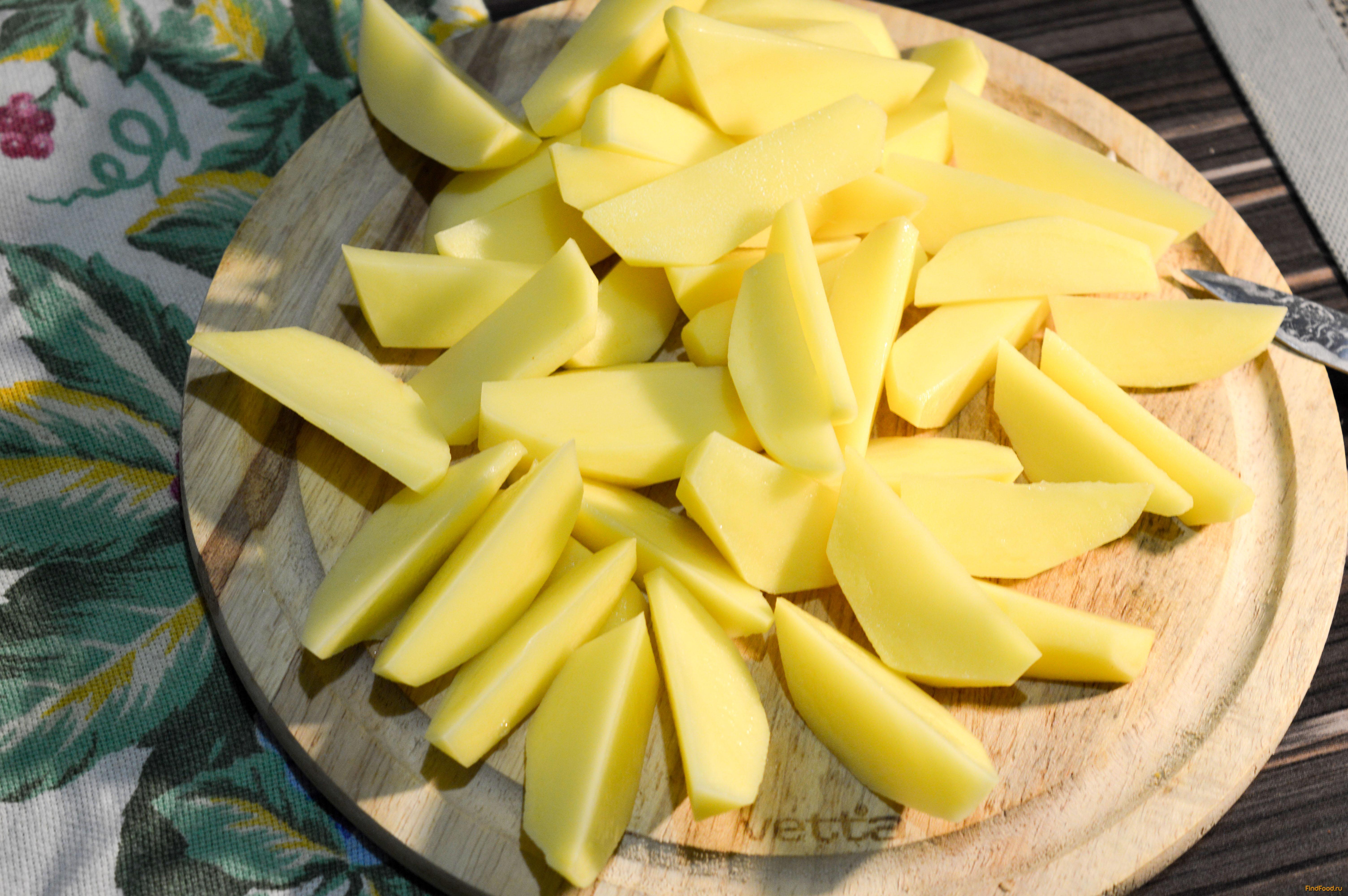 рецепт запеченной картошки в духовке с чесноком и