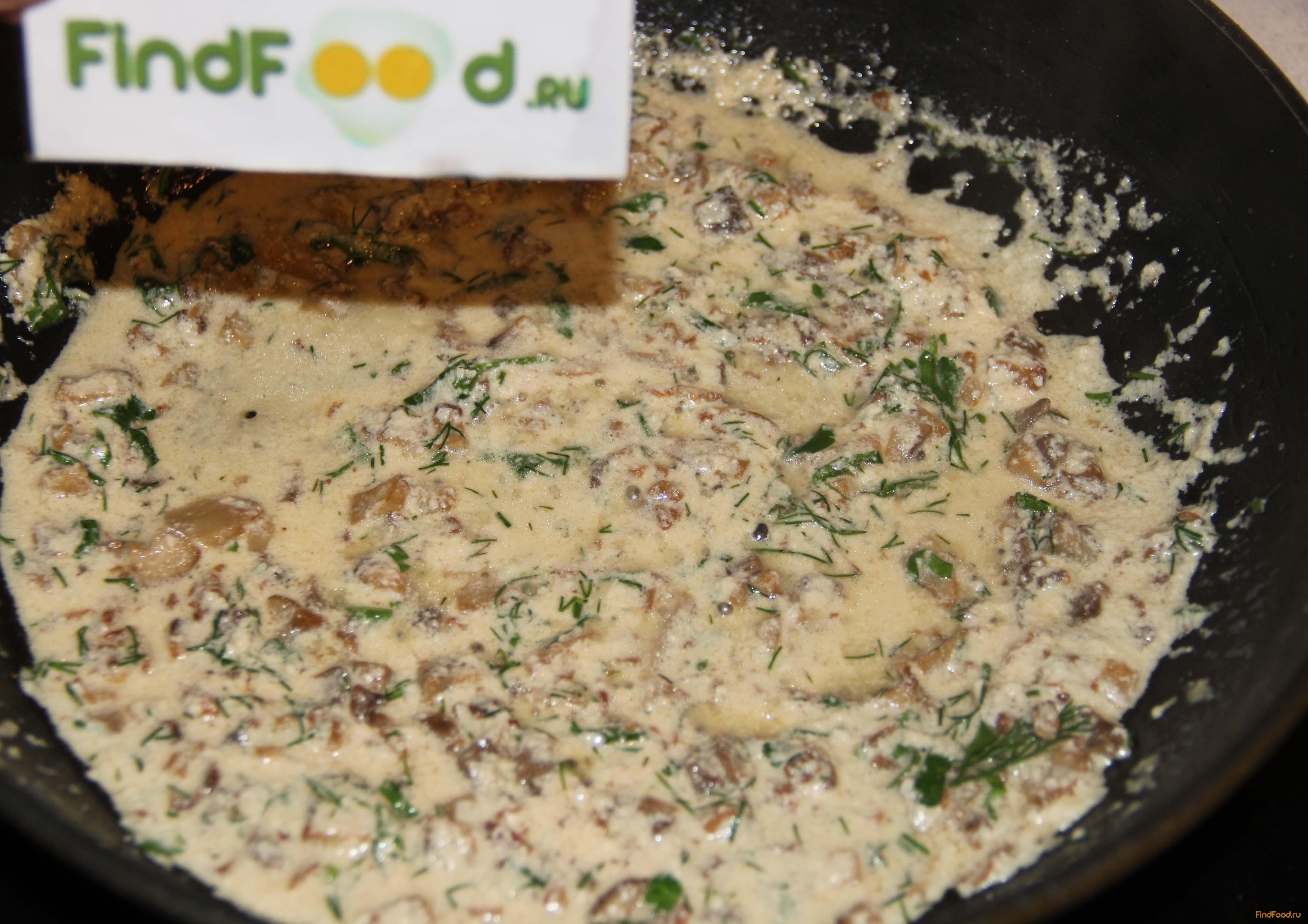 Рецепт язык с грибами салат рецепт