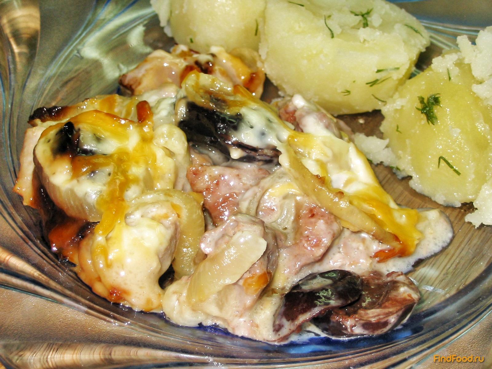 рецепт приготовления эскалопов в духовке